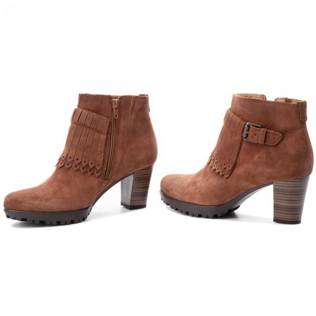 Členková obuv GABOR - 52.863.35 Tabacco (Micro) - Kotníková obuv ... 3c6703d7b6b