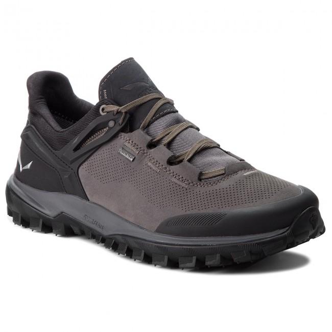Trekingová obuv SALEWA - Wander Hiker Gtx GORE-TEX 63460-0942 Black Walnut 866b1b7652