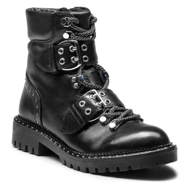 Členková obuv BRUNO PREMI - Evoque U8300X Nero Nero - Kotníková obuv ... a1a438831aa
