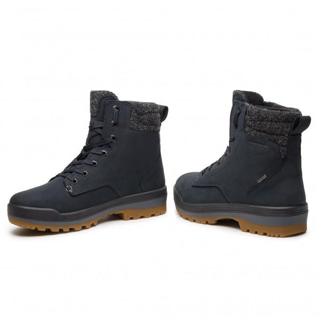 Outdoorová obuv LOWA - Oslo II Gtx Mid GORE-TEX 410541 Navy 0649 ... 8d24008367