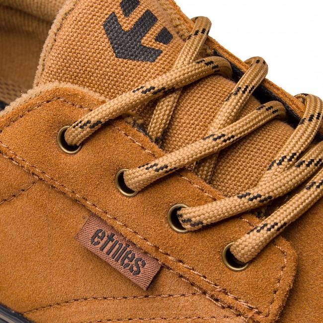 Tenisky ETNIES - Jameson Vulc 4101000449 Brown Black 201 - Plátenky ... 41b202f308a