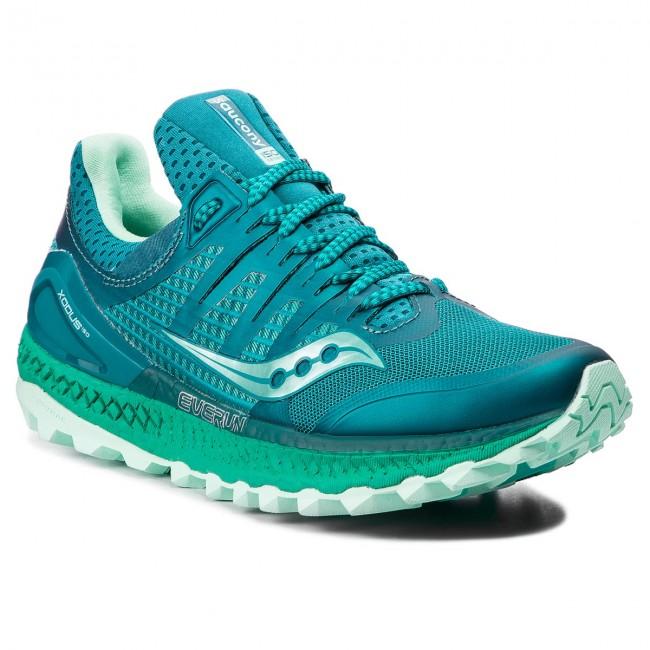 Topánky SAUCONY - Xodus Iso 3 S10449-35 Grn Aqu - Trekingová obuv ... d9f6d7783a