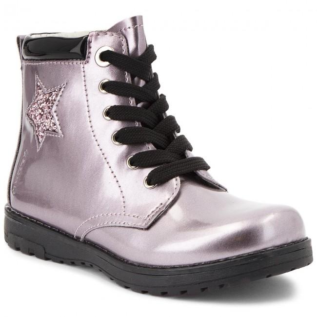 Outdoorová obuv PRIMIGI - 2412022 S Lilla - Topánky - Čižmy a iné ... 4fe22612ff