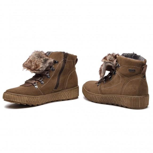 Členková obuv JANA - 8-26223-21 Olive 722 - Kotníková obuv - Čižmy a ... 984e291c45