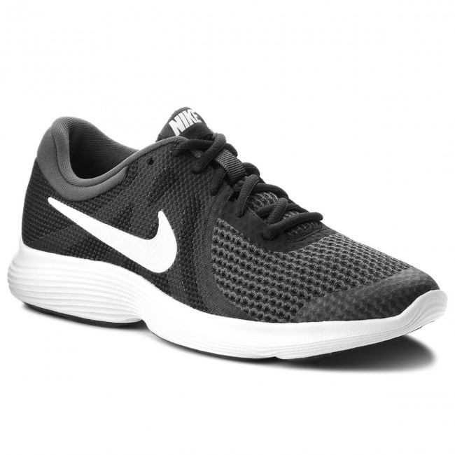 6f20a673401d Topánky NIKE - Revolution 4 (GS) 943309 006 Black White Anthracite ...