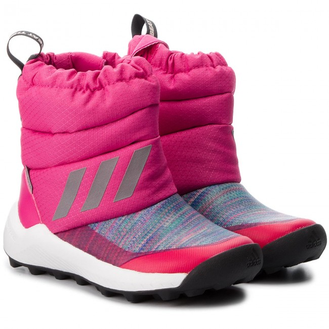 Snehule adidas - RapidaSnow Btw C AH2605 Reamag Refsil Ftwwht - Outdoorová  obuv - Čižmy a iné - Diavča - Detské - www.eobuv.sk e4323716999