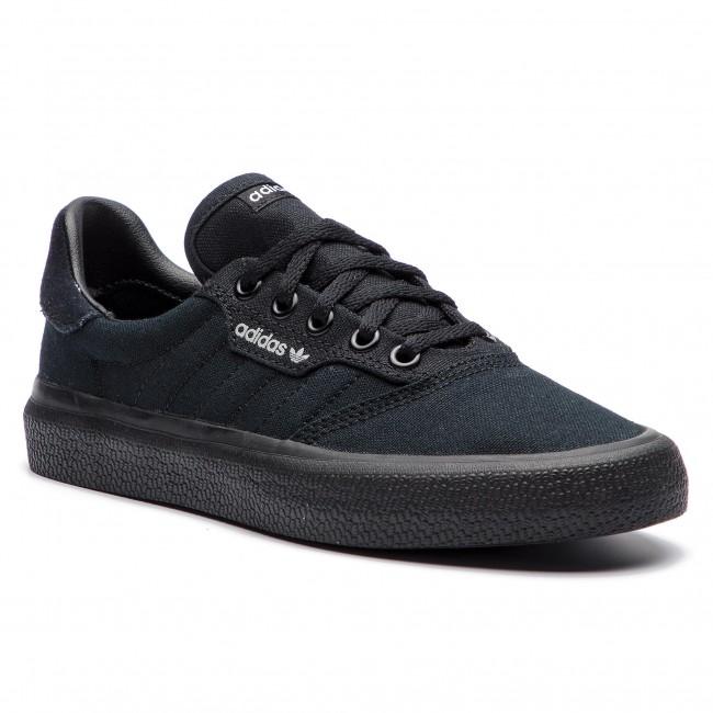 Topánky adidas - 3Mc B22713 Cblack Cblack Gretwo - Plátenky a ... 6742a3634a3