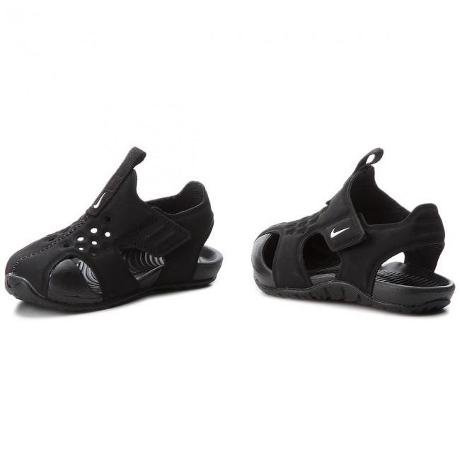 8bdcf87c1 Sandále NIKE - Sunray Protect 2 (TD) 943827 001 Black/White ...