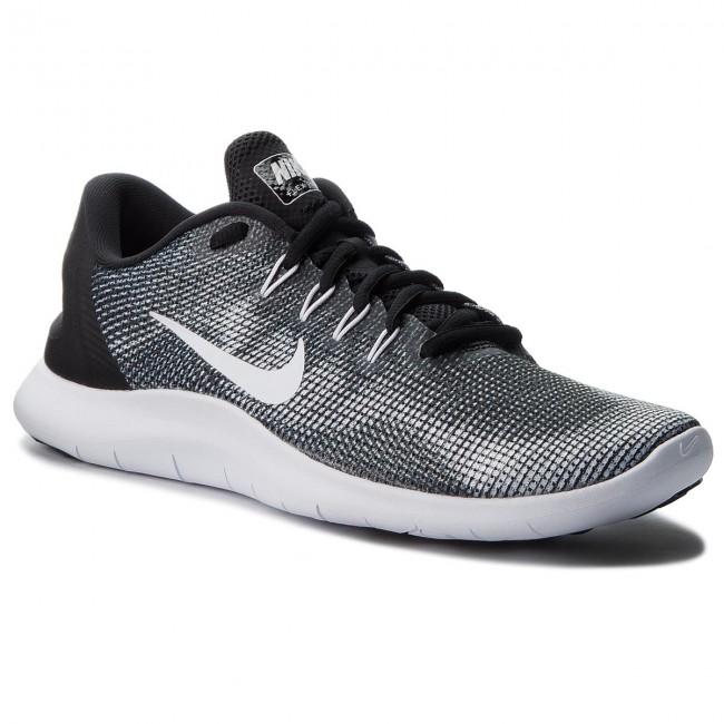 Topánky NIKE - Flex 2018 Rn AA7397 001 Black White - Treningová obuv ... b2cc14e0bfd