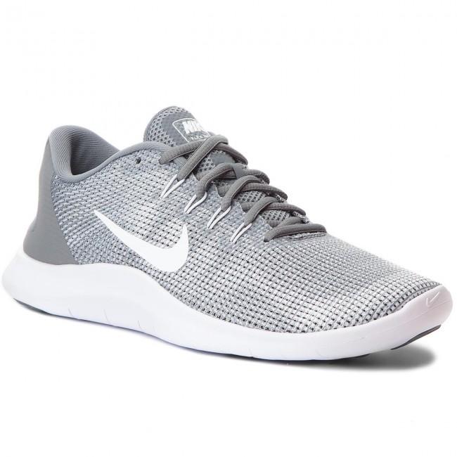 Topánky NIKE - Flex 2018 Rn AA7397 010 Cool Grey White - Treningová ... bc15a29562f