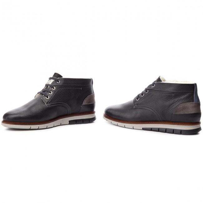 83f58b0cc5be Outdoorová obuv SALAMANDER - Matheus 31-56507-61 Black - Topánky ...