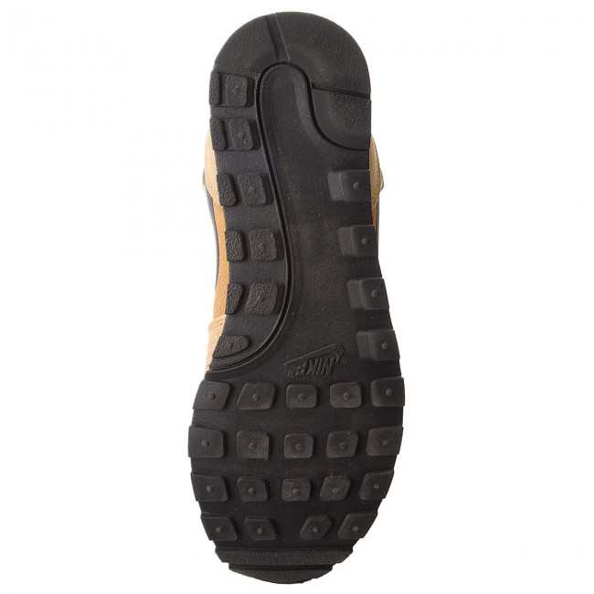 Topánky NIKE - Md Runner 2 Mid Prem 844864 701 Wheat Black Light Bone -  Sneakersy - Poltopánky - Pánske - www.eobuv.sk 1a173f0283