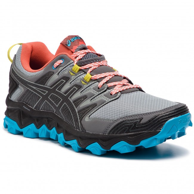 Topánky ASICS - Gel-FujiTrabuco 7 1011A197 Stone Grey Black 020 ... 62c6d90a29