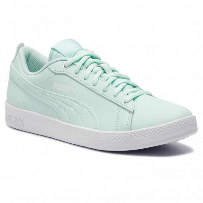 a71ce994d Sneakersy PUMA - Smash Wns V2 L 365208 11 Fair Aqua/Puma White ...