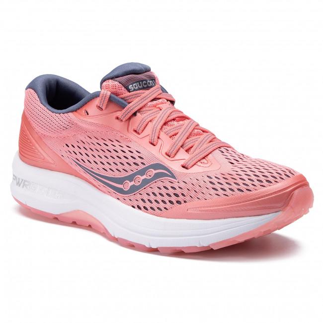 Topánky SAUCONY - Clarion S10447-2 Rose - Trekingová obuv - Bežecká ... f340a2bbd8