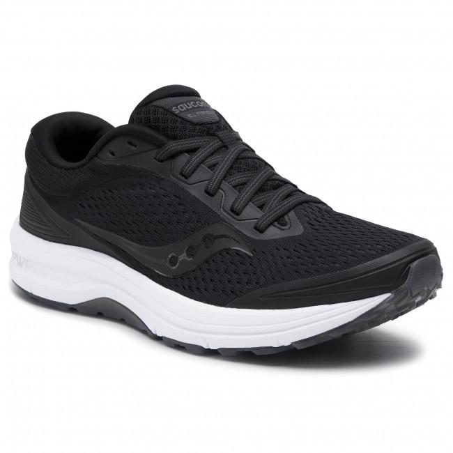 Topánky SAUCONY - Clarion S20447-1 Black - Treningová obuv - Bežecká ... 98be171d3e6
