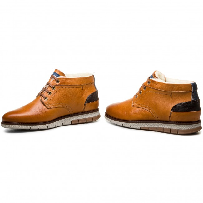 c19fc7fac6b3 Outdoorová obuv SALAMANDER - Matheus 31-56507-67 Cognac - Topánky ...