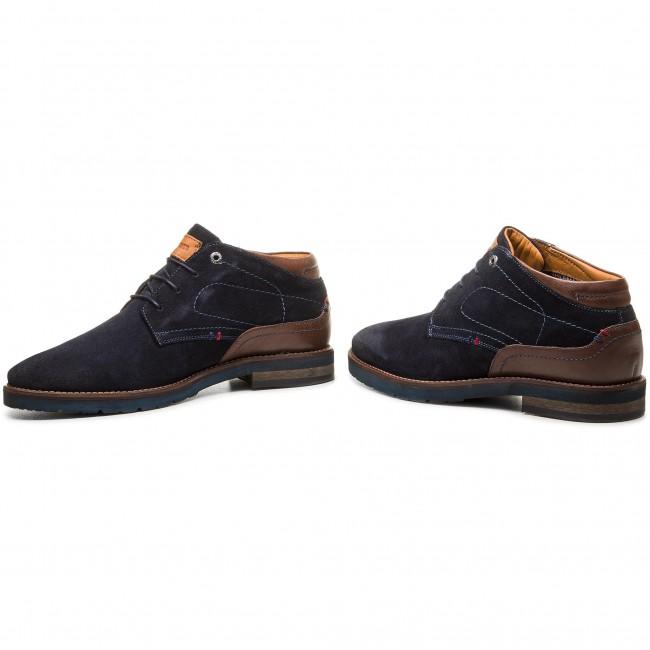 846df05cac0 Outdoorová obuv SALAMANDER - Vasco 31-58902-22 Navy Brown - Topánky ...