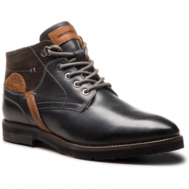 5e5e4564d3eb Outdoorová obuv SALAMANDER - Vasco-Aw 31-58907-61 Black - Topánky ...