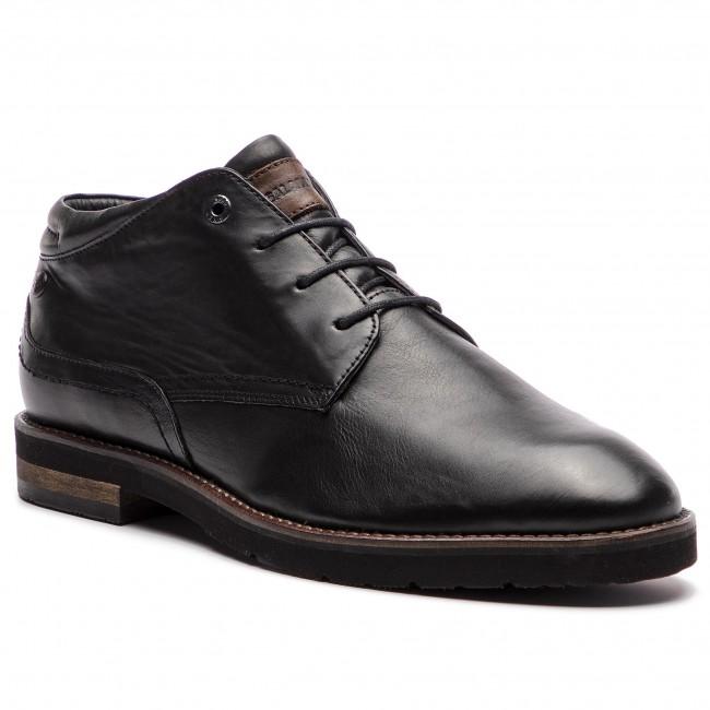 07f709ed18 Outdoorová obuv SALAMANDER - Vasco 31-58908-61 Black - Topánky ...