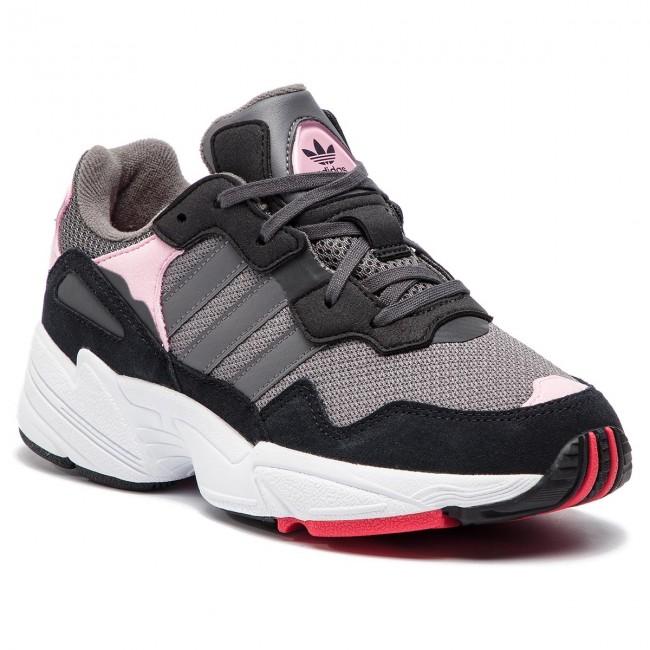 4c8b871428b Topánky adidas - Yung-96 J F35274 Grefou Grefiv Ltpink - Sneakersy ...