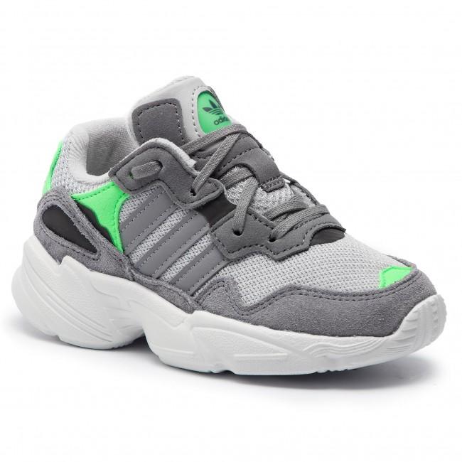 b8e888d4e66 Topánky adidas - Yung-96 C F34280 Gretwo Grethr Shopnk - Obuv na ...