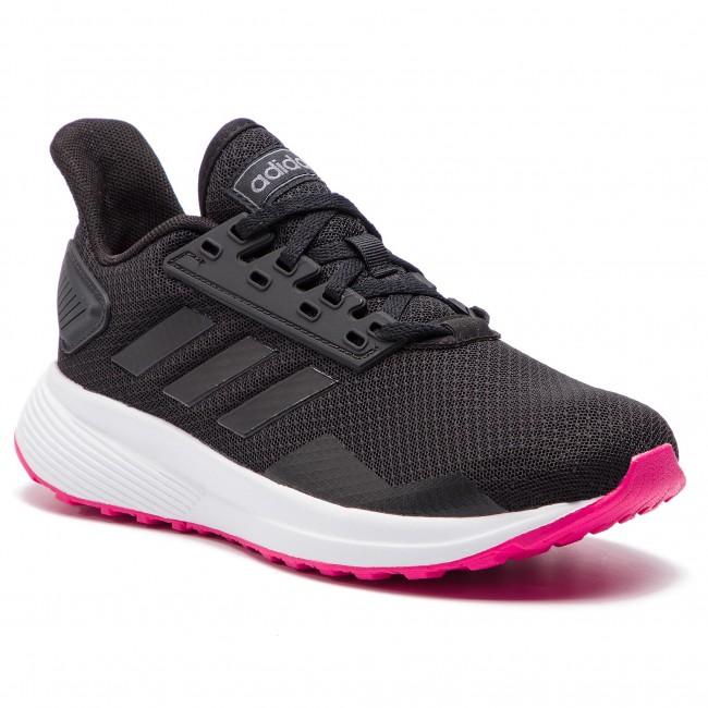 16ce170b5b Topánky adidas - Duramo 9 F34665 Cblack Cblack Shopnk - Treningová ...