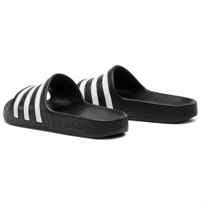 Šľapky adidas - adilette Aqua K F35556 Cblack Ftwwht Cblack - Šľapky ... f0785c6043f