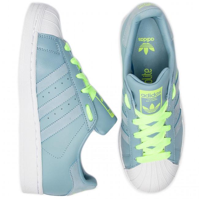 e97aebeb602fc Topánky adidas - Superstar J F34162 Ashgre/Ashgre/Hireye - Sneakersy -  Poltopánky - Dámske - eobuv.sk
