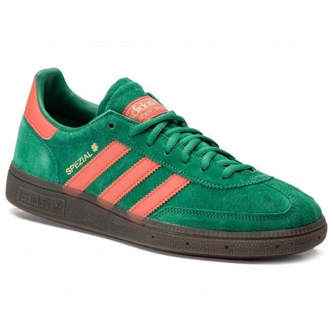 03070de92b Topánky adidas - Handball Spzl BD7620 Bgreen Rawamb Gum5 - Sneakersy ...
