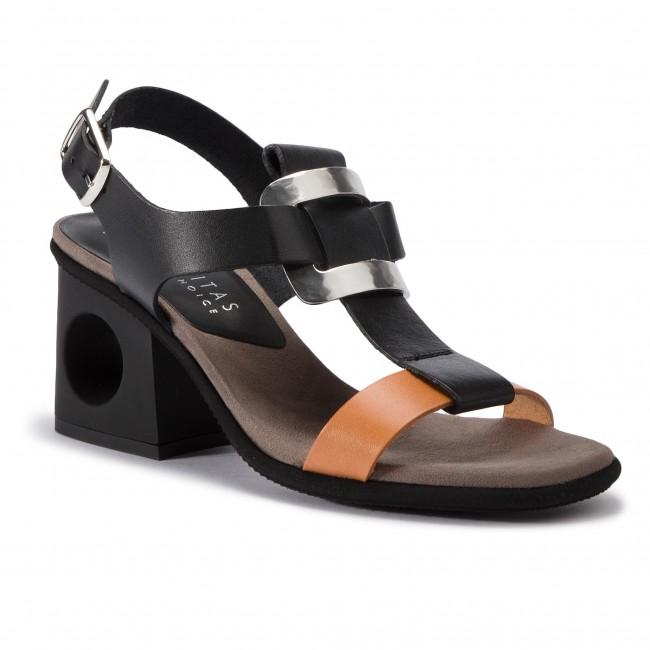 b59db436c43c Sandále HISPANITAS - Lara CHV98553 Natural Black - Sandále na ...
