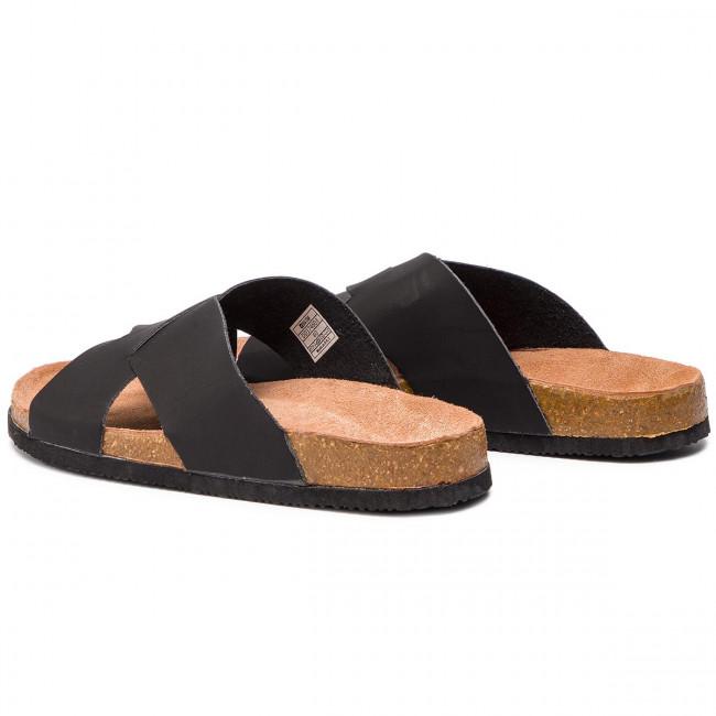 Šľapky BIG STAR - DD174603 Black - Šľapky - Šľapky a sandále ... cce00101ce6