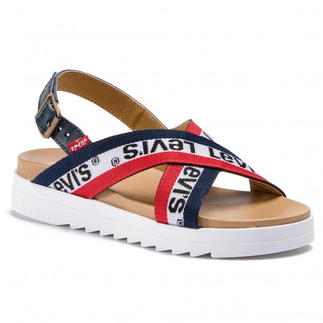 f60065ec24 Sandále LEVI S - 229824-938-17 Navy Blue - Sandále na každodenné ...