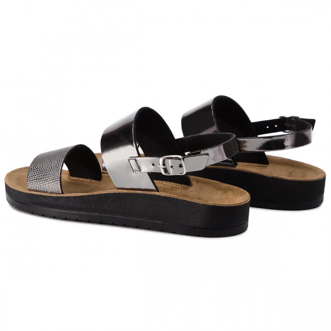 5b90bf2910ad5 Sandále SCHOLL - Cynthia Sandal F27435 1047 390 Pewter - Sandále na ...