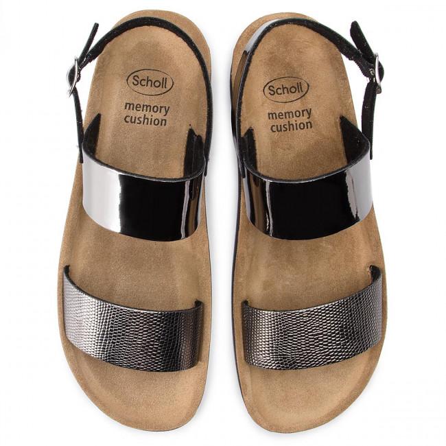 cbf998588ba6b Sandále SCHOLL - Cynthia Sandal F27435 1047 390 Pewter - Sandále na  každodenné nosenie - Sandále - Šľapky a sandále - Dámske - www.eobuv.sk