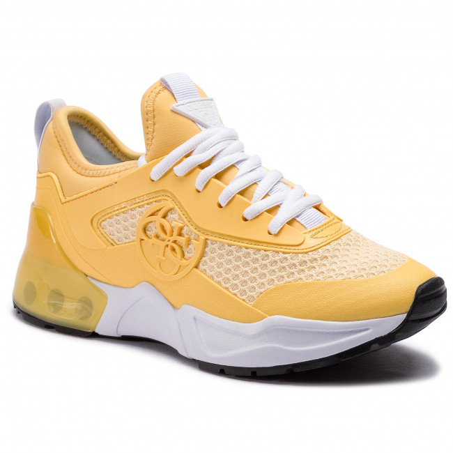 bb26c05bb8 Sneakersy GUESS - Teckie FL6TEC FAB12L GOLD - Sneakersy - Poltopánky ...