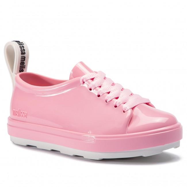 3eb4fb4bab Poltopánky MELISSA - Mel Be Rainbow 32638 Pink White 50552 - Obuv na ...