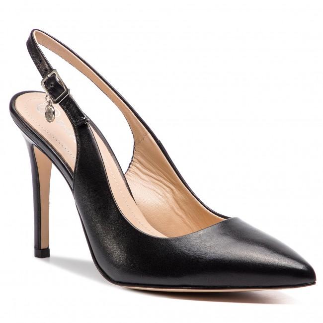 Sandále SOLO FEMME - 34209-A8-A19 000-05-00 Čierna - Elegantné ... 77930bcc45d
