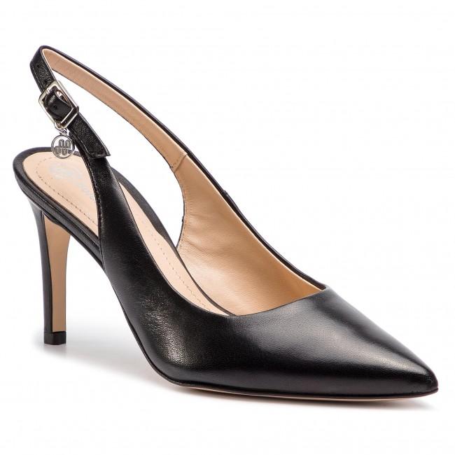 Sandále SOLO FEMME - 75414-88-A19 000-05-00 Čierna - Elegantné ... f780da757cf