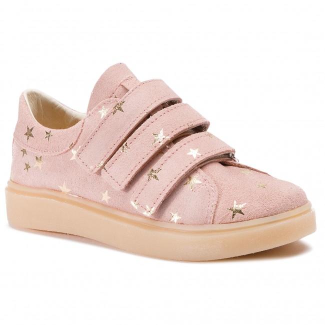 2d1a3708fdf9 Sneakersy MRUGAŁA - Tala 3308 9-04 Rosa Stars - Na suchý zips ...