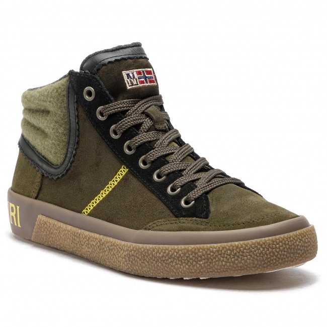 f413bb4ebb Outdoorová obuv NAPAPIJRI - Jakob 17833982 Nutria Green Musk N110 ...