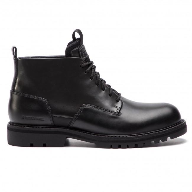 5618cda8bd Outdoorová obuv G-STAR RAW - Core Derby Boot D11777-A850-976 Raven ...