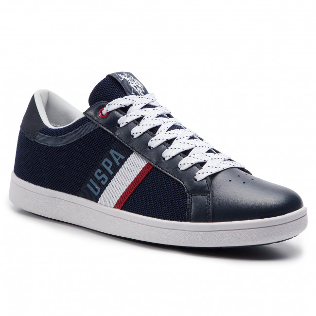 27be75497ee75 Sneakersy U.S. POLO ASSN. - Icon Mesh JARED4052S9/MY1 Dkbl ...
