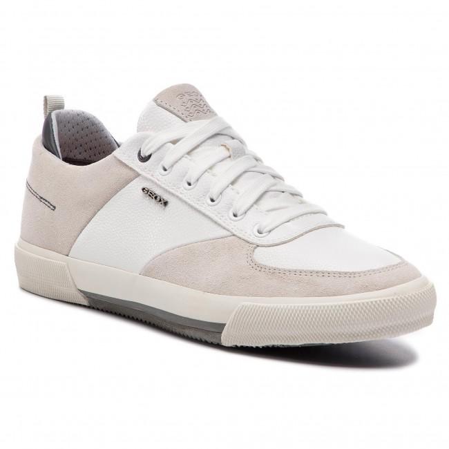 Sneakersy C1s1z 022bu Kaven Geox U Papyruswhite A U926ma rSqYrCwx