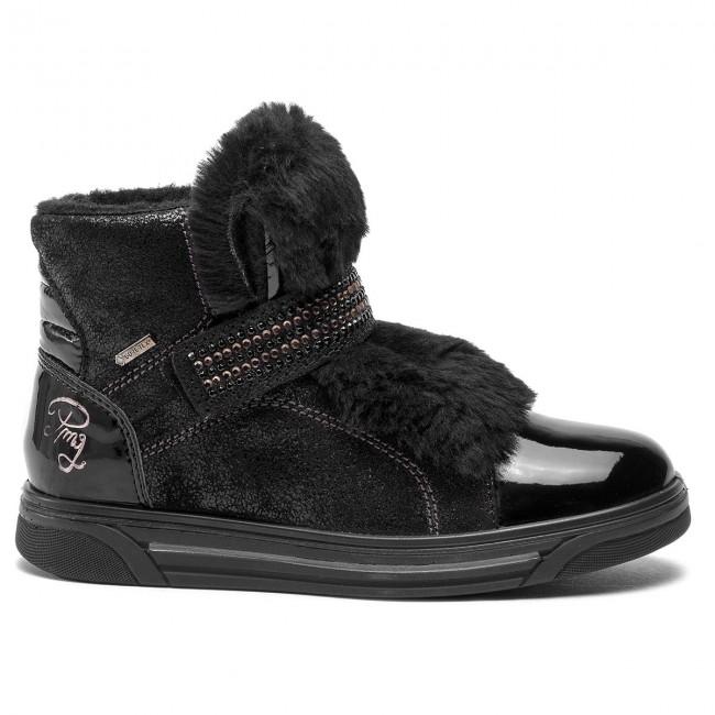 Outdoorová obuv PRIMIGI - GORE-TEX 2380911 S Nero - Topánky - Čižmy ... 8eac9345a4