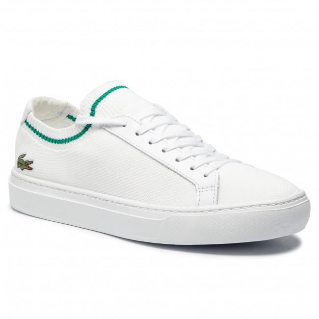 b69d3a8d8354e Sneakersy LACOSTE - La Piquee 119 1 CMA 7-37CMA0038082 Wht/Grn ...