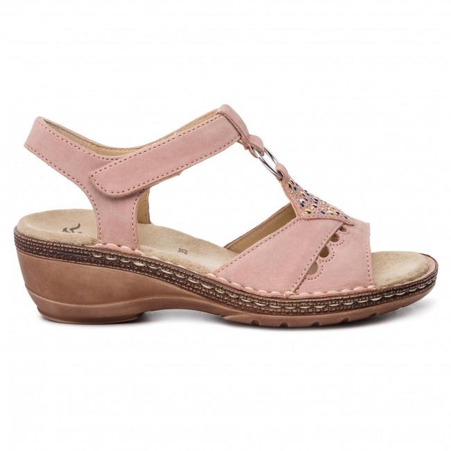 217d19a898cc8 Sandále ARA - 12-37260-12 Puder - Na klíne - Šľapky a sandále ...