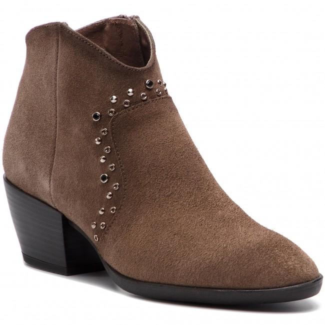 967a728d2 Členková obuv HISPANITAS - Salt RHI87615 Topo - Kotníková obuv ...