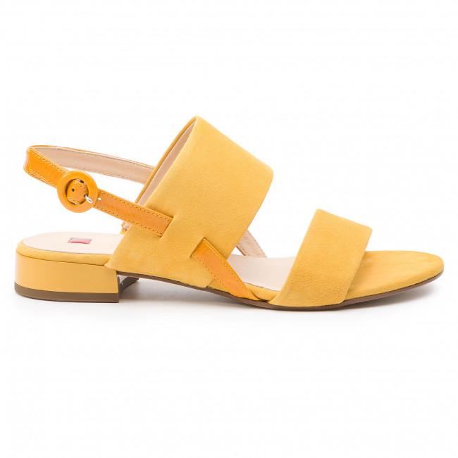 9467b16370fc8 Sandále HÖGL - 7-101112 Yellow 8100 - Sandále na každodenné nosenie ...