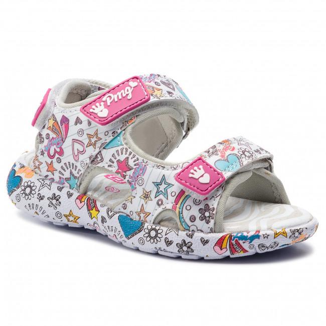 c0f3815617ea Sandále PRIMIGI - 3459600 Bian - Sandále - Šľapky a sandále - Diavča ...